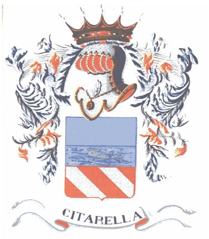 Citarella Coat of Arms